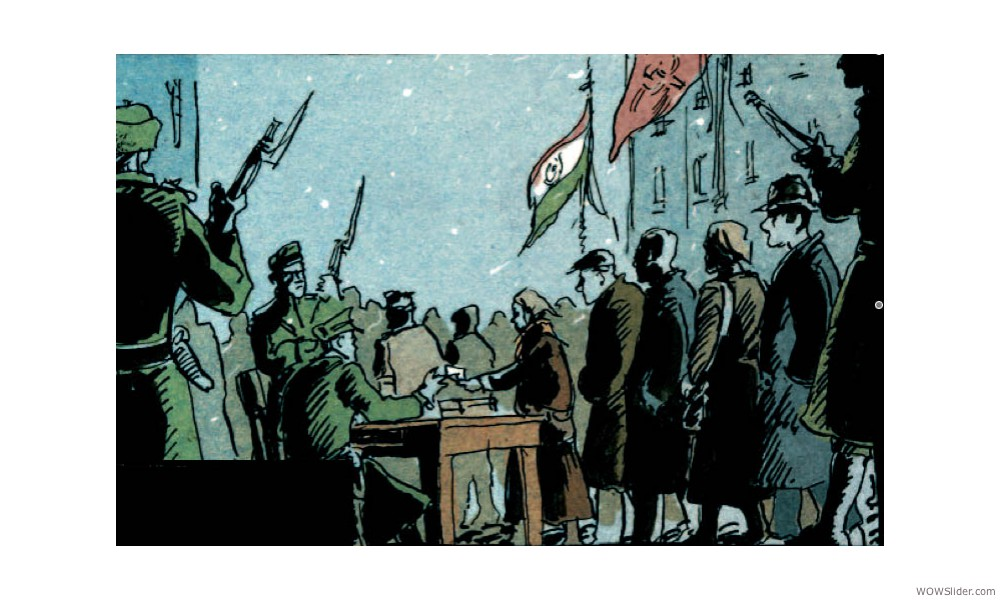 Hungarian Freedom Fighters